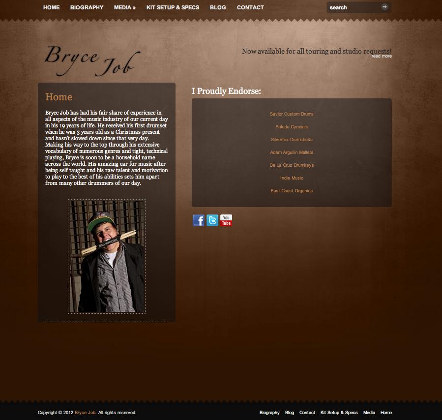 Bryce Job.com Testimonial