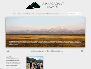Margadant Law Firm Website Design