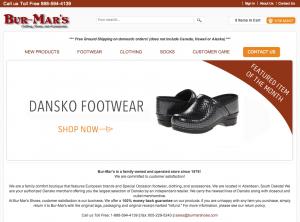 Bur-Mar's Shoes & Accessories