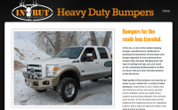 In-Rut Hunting Bumpers
