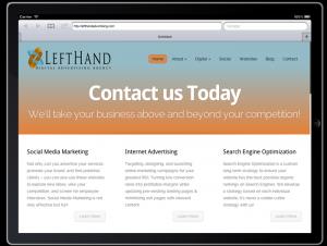 Mobile Website Design in Rapid City, SD