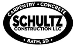 Website Design - Schultz Construction
