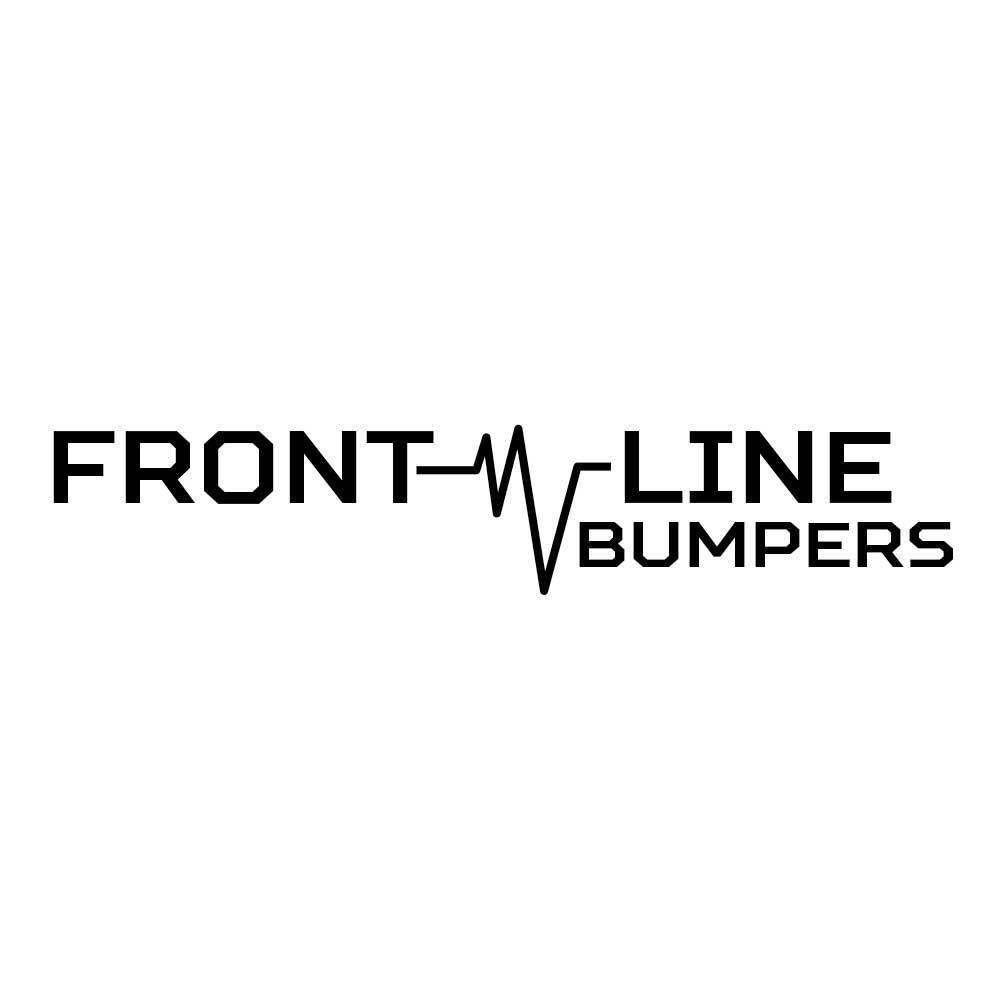 FrontLine Bumpers Logo Design