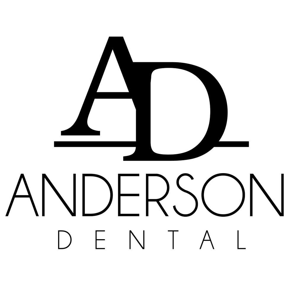 Anderson Dental - Logo Design - Rapid City, SD